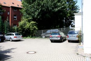 Parkplatz Steuernrbüro